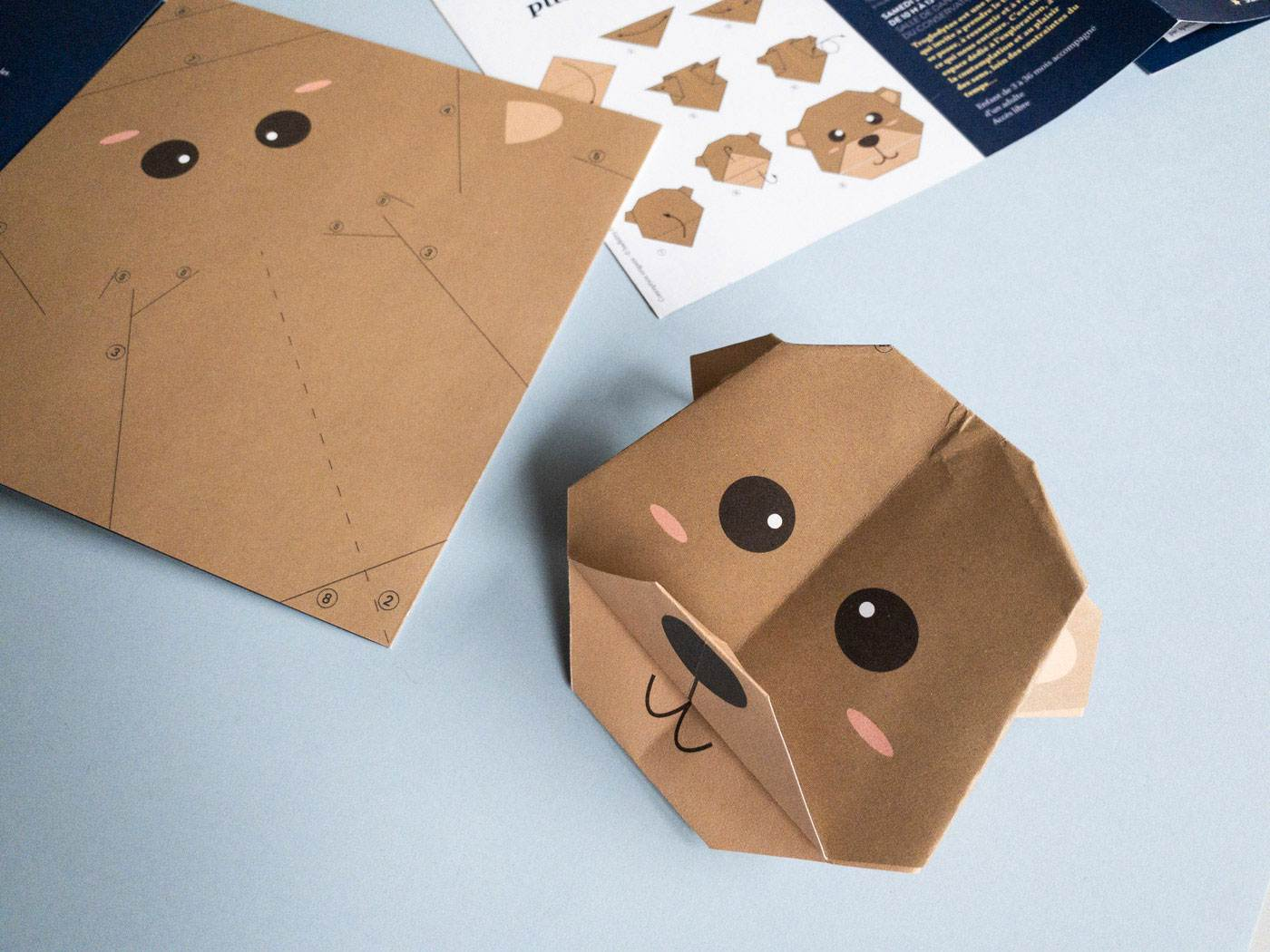 agence-bad-kitty-papier-origami